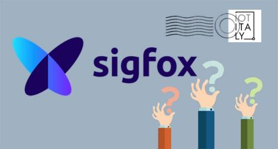 vertici di Sigfox