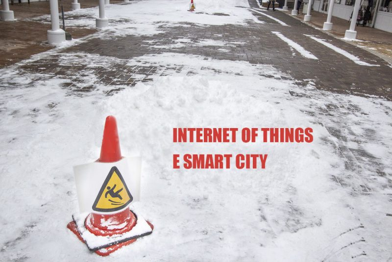 intenet of things e smart city